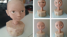 Making puppets - Part 1 – Silicone puppet head