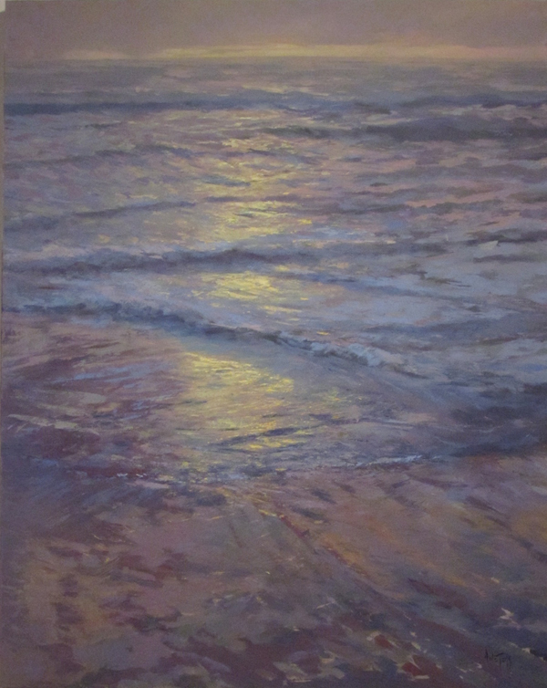 Light across the Beach