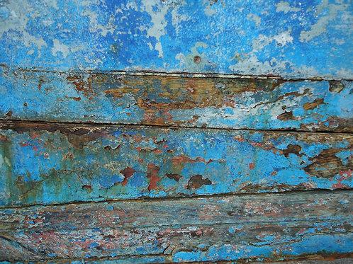 Blue Boat Planks