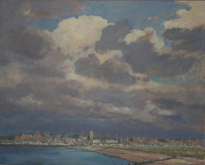 Approaching Rain - Yarmouth, IW