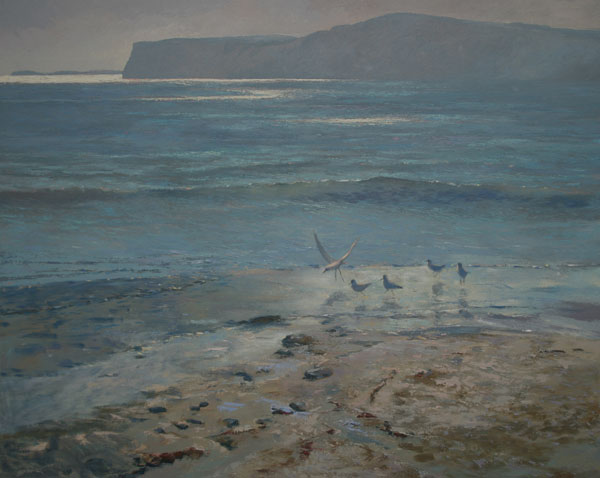 Silvery Light, Compton Shore