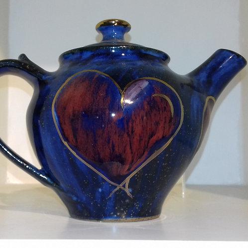 Heart - Teapot