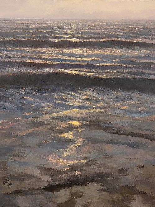 'Warm Sea Light'