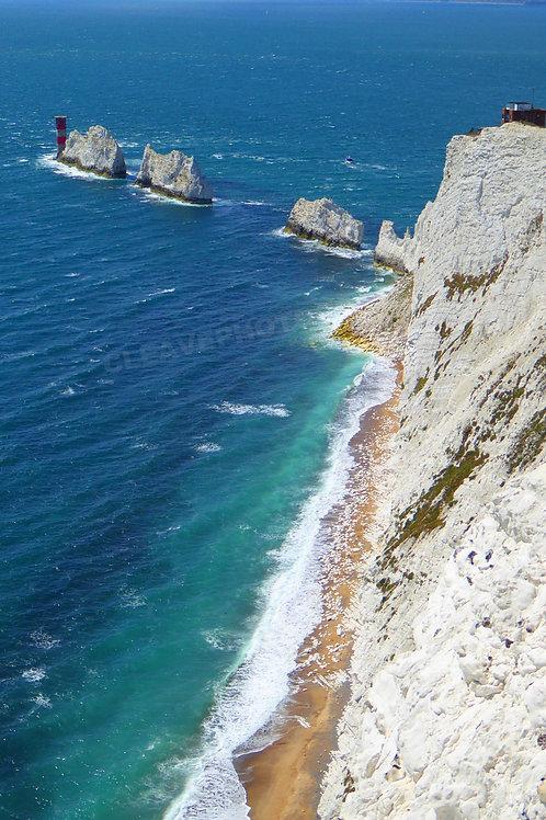 Summer, The Needles Rocks