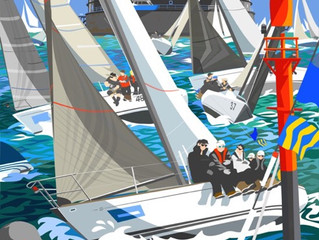 Round the Island Race this weekend