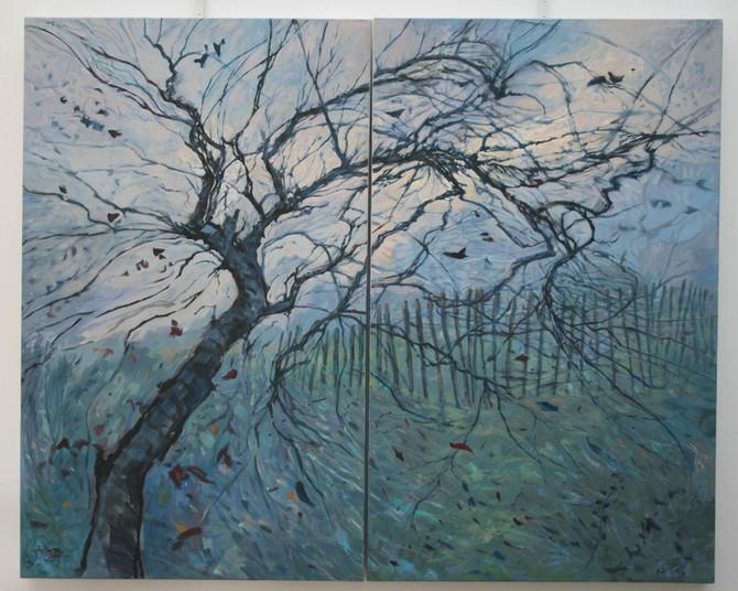 Plum Tree, Winter
