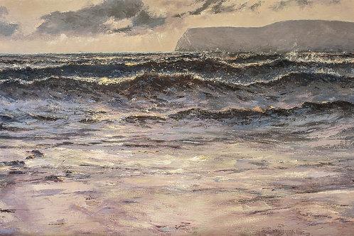 'Stormy Seas' Compton
