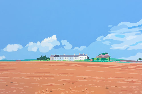 'Coastguard Cottages, Brook'