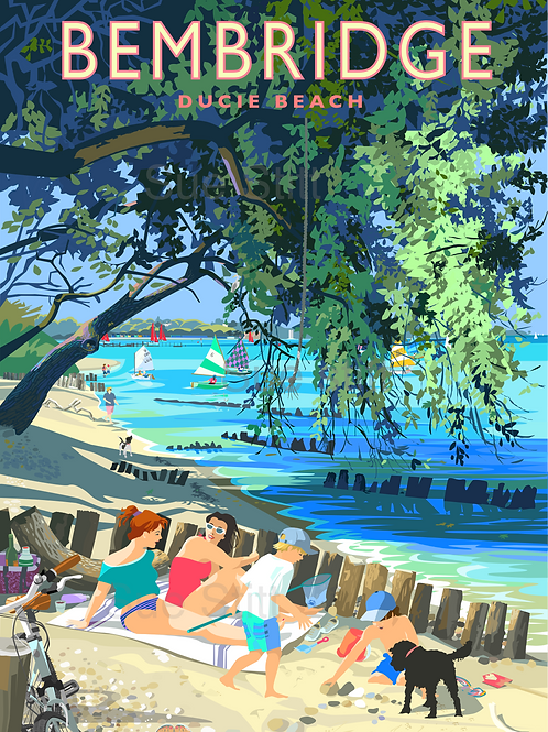 Bembridge - Ducie Beach