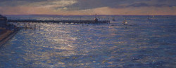Yarmouth Pier, Late Day