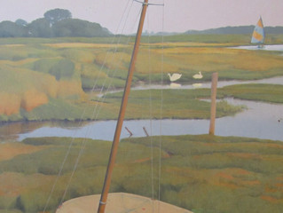 Martin Swan at Yarmouth Gallery