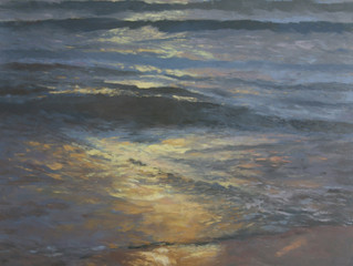 New Seascape from Anne Toms