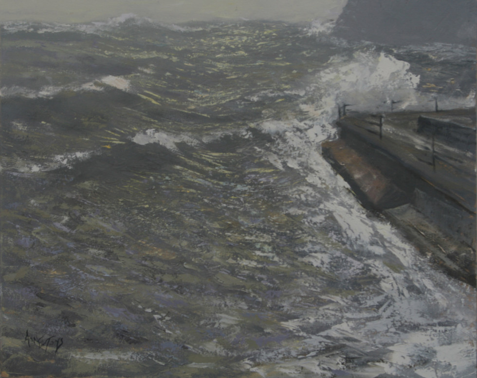 Storm, Freshwater Bay