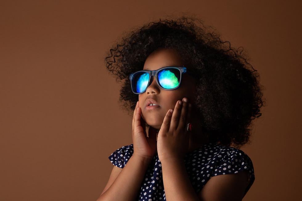 portrait children photo