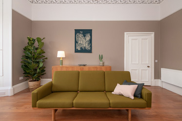 New look of Vintage sofa | interior photography