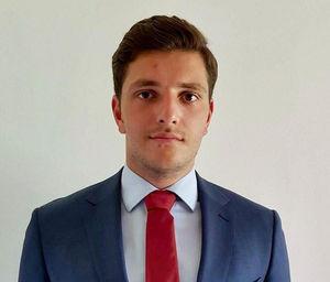 Kristian Lexeklint: Sales & Trading at Morgan Stanley & Barclays