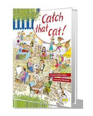 Catch that Cat! (English)