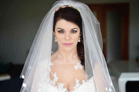 ❤💄️👰🏻 My bride C