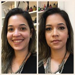 Curso profissional de maquilhagem 😁💄 #makeuplove #vanessakuzermakeup #fashionwomen #skincare _biod