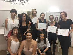Workshop Maquilhagem de Noivas 👰🏻 Coimbra__#vanessakuzermakeup #skincare _biodermaportugal #makeup