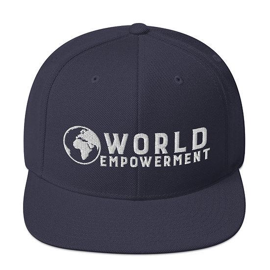 S1 WORLD SNAPBACK