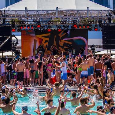 Miami Music Week Pool Party