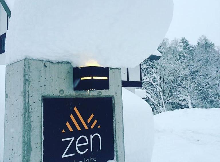 Zen Chalets Hakuba - best location in Hakuba