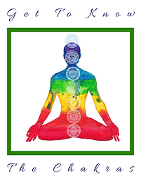 Get To Know The Chakras