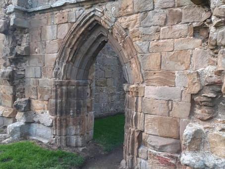 The Abbey Doorway