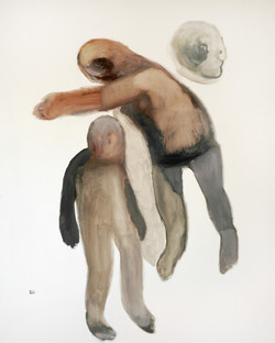 Ela Tom - oil on canvas 135x165cm