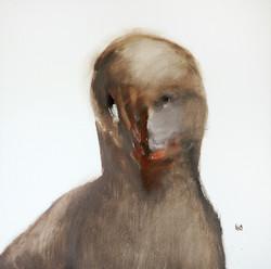 Ela Tom - oil on canvas 80x80cm