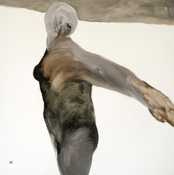 Ela Tom - oil on canvas 90x90cm
