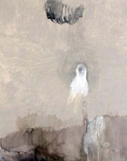 Ela Tom -acrylic on canvas 135x165cm