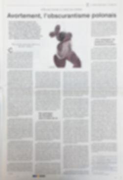 "Ela Tom ""Le Monde Diplomatique"""