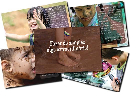 Capa do Livro - Fazer do simples algo extraordinário!