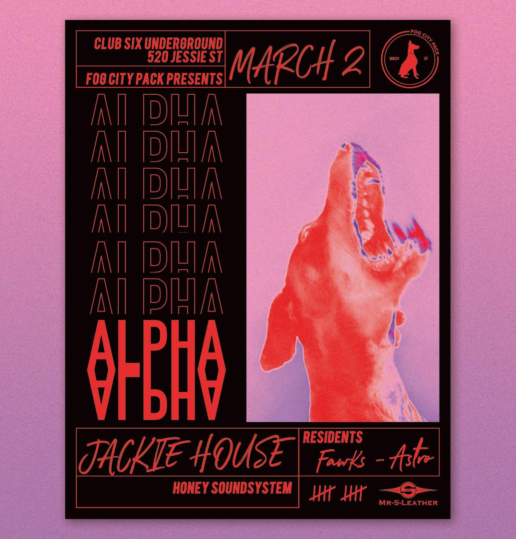 Alpha 2019 Poster