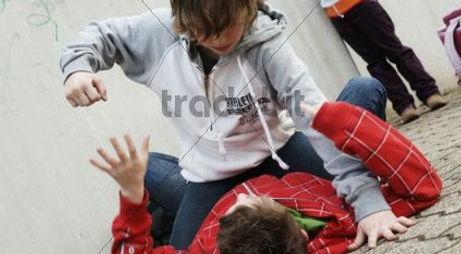 Selbstverteidiung für Kinder
