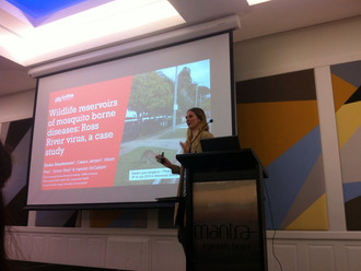 The 12th Mosquito Control Association of Australia & Arbovirus Research in Australia Symposium