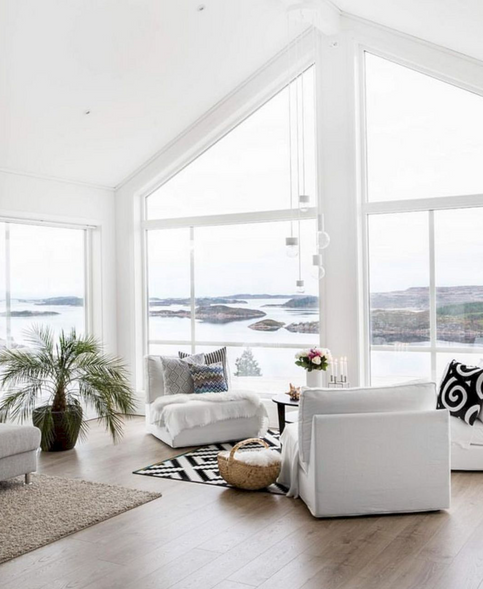 bring light and nature into your home