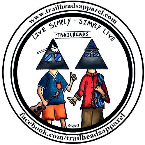 Trailheads Sticker