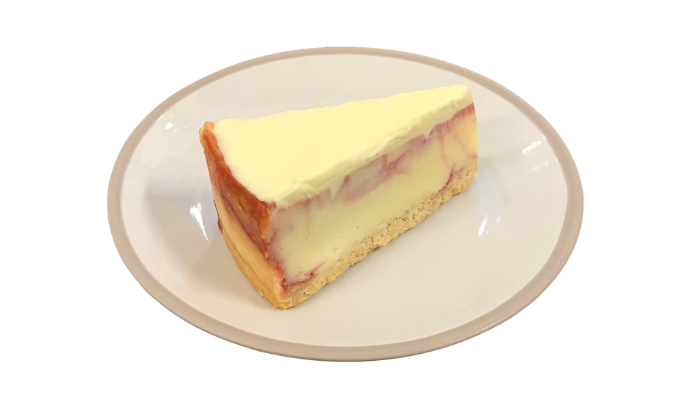 Raspberry Ripple Slice