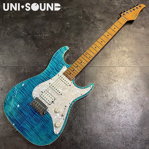 Suhr Standard Plus- Bahama Blue
