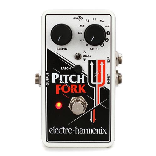 Electro-Harmonix Pitch Fork Polyphonic Pitch Shift