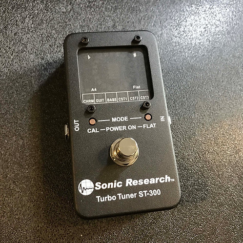 Sonic Research Turbo Tuner Model ST-300