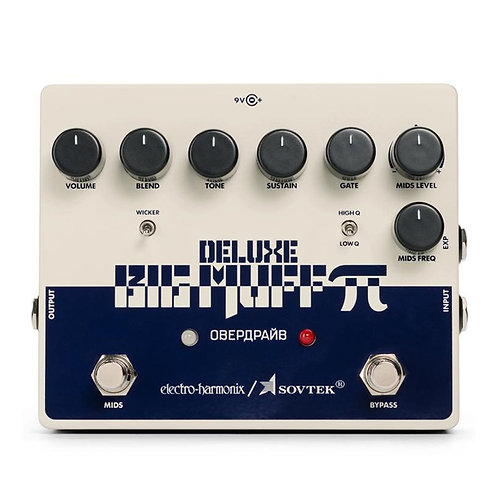 Electro-Harmonix Sovtek Big Muff PI