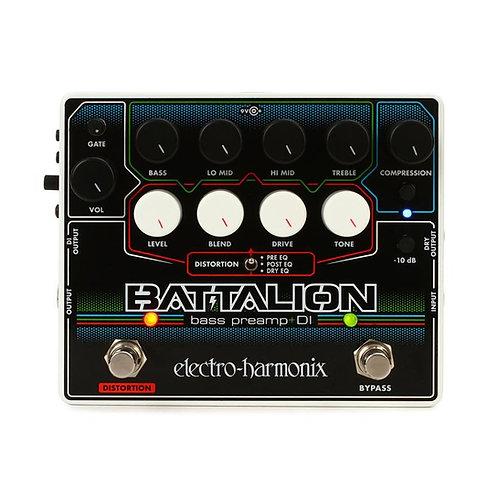 Electro-Harmonix Battalion Bass Preamp + DI