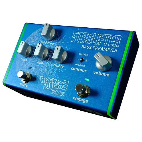 Nordstrand Audio Starlifter Bass Preamp / DI