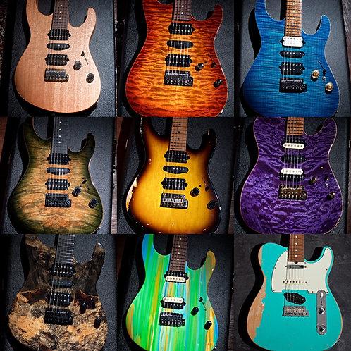 Custom Guitars Deposit - 訂製結他訂金