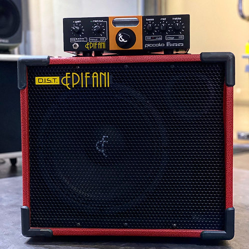 Epifani Piccolo 600 / DIST 112 Bass Rig - USED