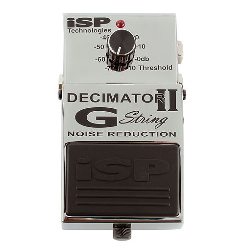 ISP Decimator II G-String Pedal